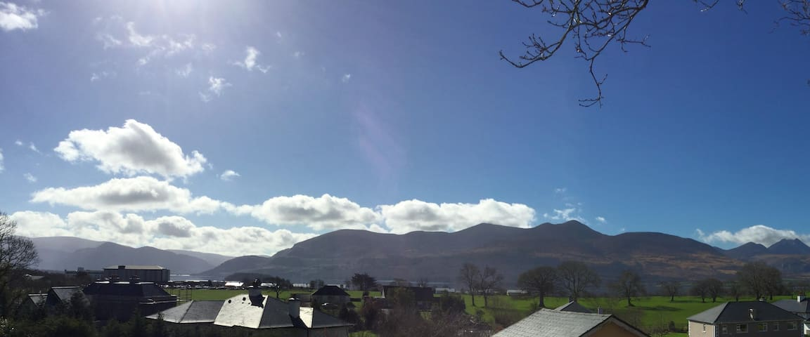 Fossa Lake View Self Catering Apartment Killarney - Kerry - Serviceret lejlighed