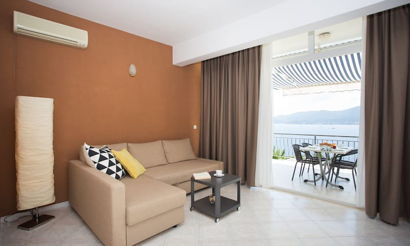 Apartment Terra w. amazing seaview Viganj Peljesac