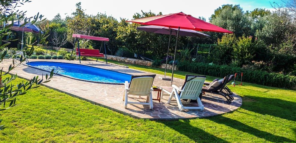 Branislava's Garden holiday home