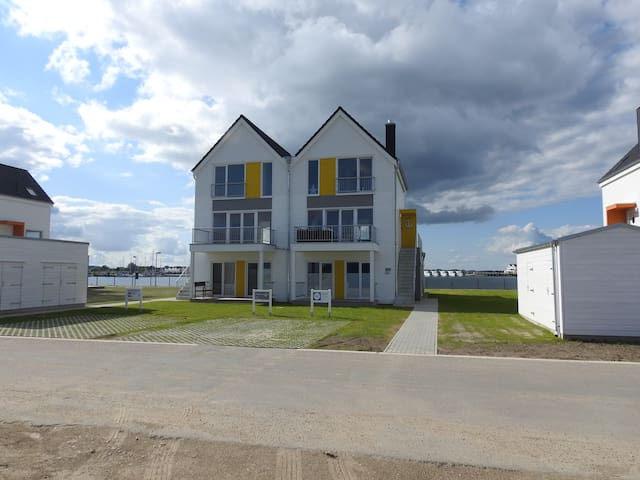 Holiday apartment in Olpenitz Baltic Sea