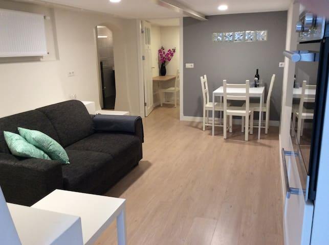 Geheel opgeknapte luxe kelder - Nijmegen - Apartment