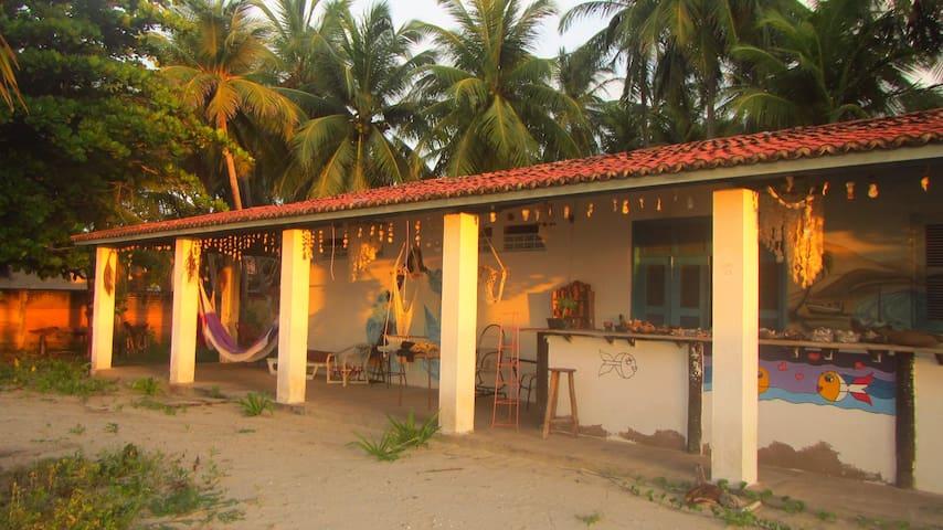 Ubuntu, casa en la playa - Canaã - Дом