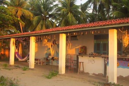 Ubuntu, casa en la playa - Canaã - Casa