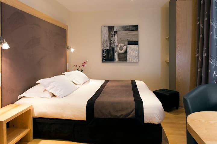 Chambre Confort avec salle de bain privative