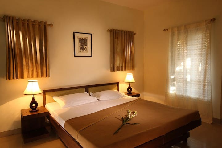 AC Cocoon Rooms at Sajan Palghar Maharastra
