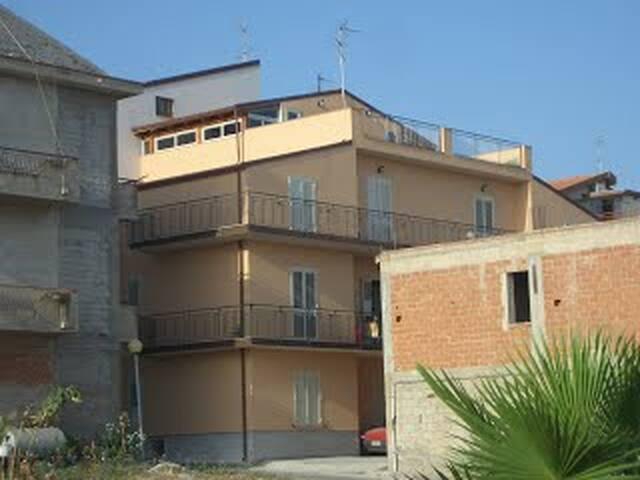 CASE VACANZA OASI MARIA - Acquedolci - Apartamento