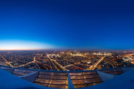 Amazing SkyStudio on 29th floor 731