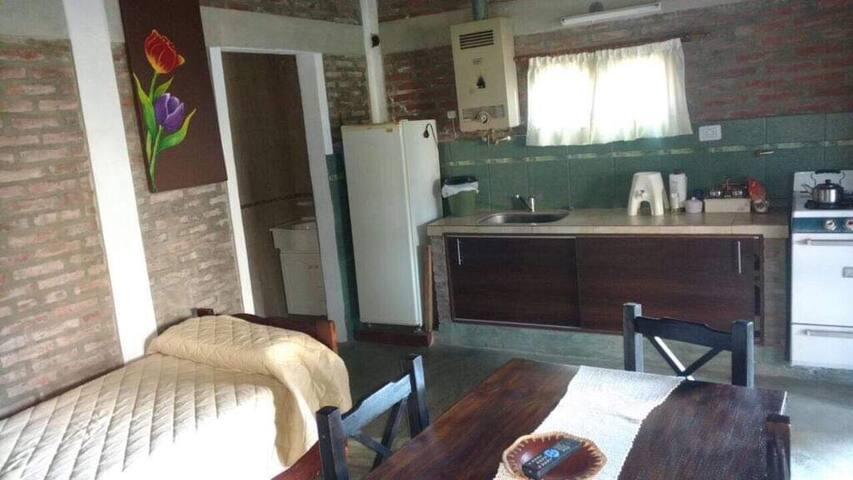 Cabaña para 4 personas Santa Rosa Calamuchita
