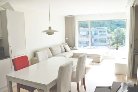 Cosy apartment close to Bergen city center - 卑尔根 - 公寓