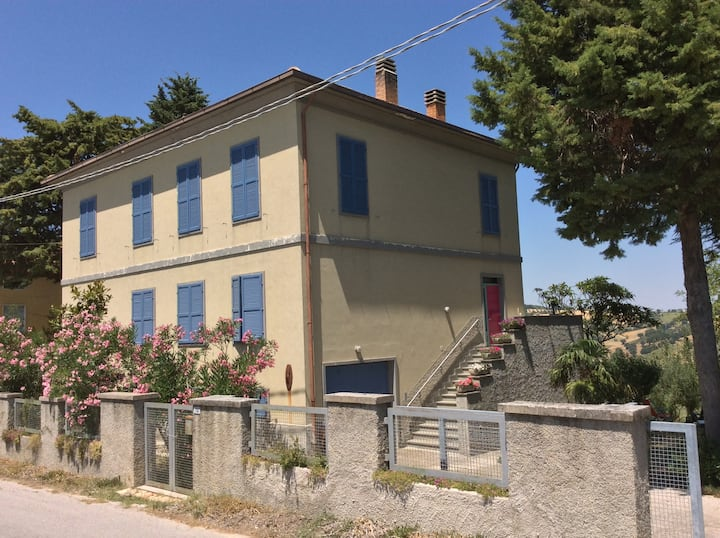 Villa Giuditta: quiet countryside