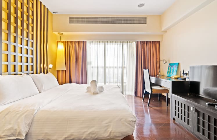Sunway#6 Studio/4pax, connected to Sunway Pyramid