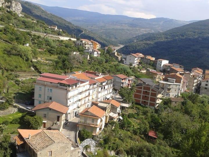 Appartamento vista collina