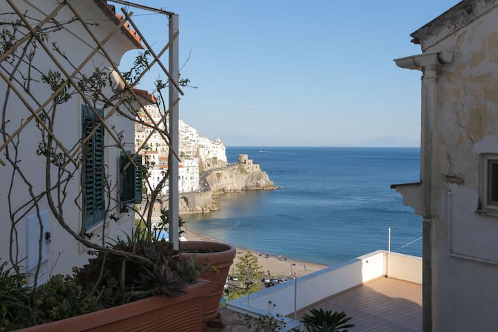 Casa del Doge B - Charming view of the sea
