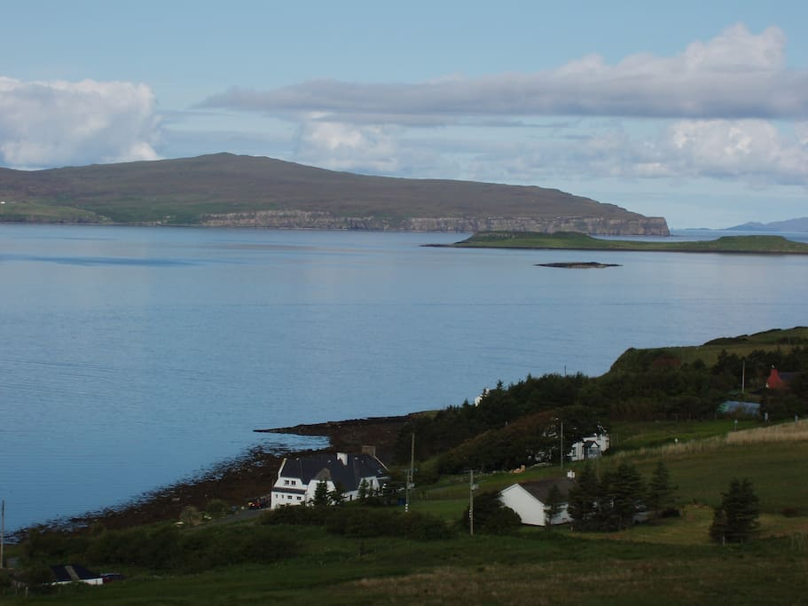 Skye views