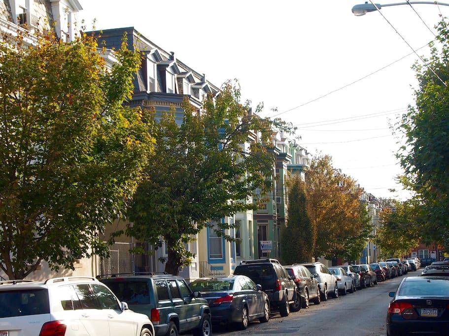 Our Neighborhood: The 2200 Block of Saint Albans