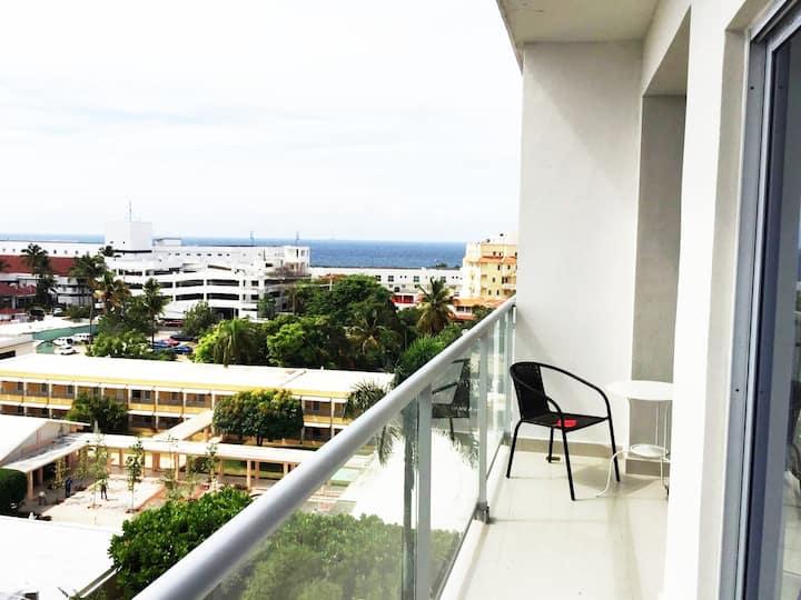 Boca del Mar Residencial apartamento 609