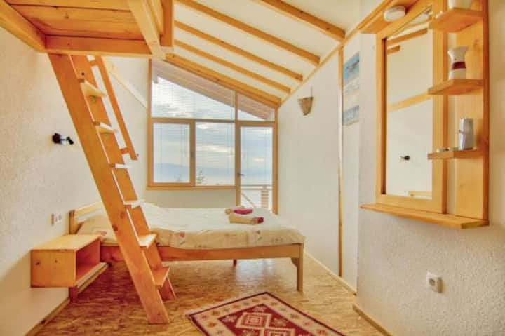 Triple room with LAKE VIEW - Paradise Nest