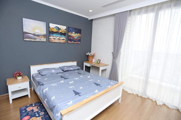 UNO- Luxury Apartment with Shopping mall & Cinema