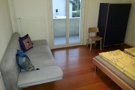 Himmel (blau) Zimmer in Privathaus - Bellach - Apartment - 1