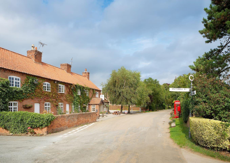 "Beautifully restored ""foodie"" village pub"
