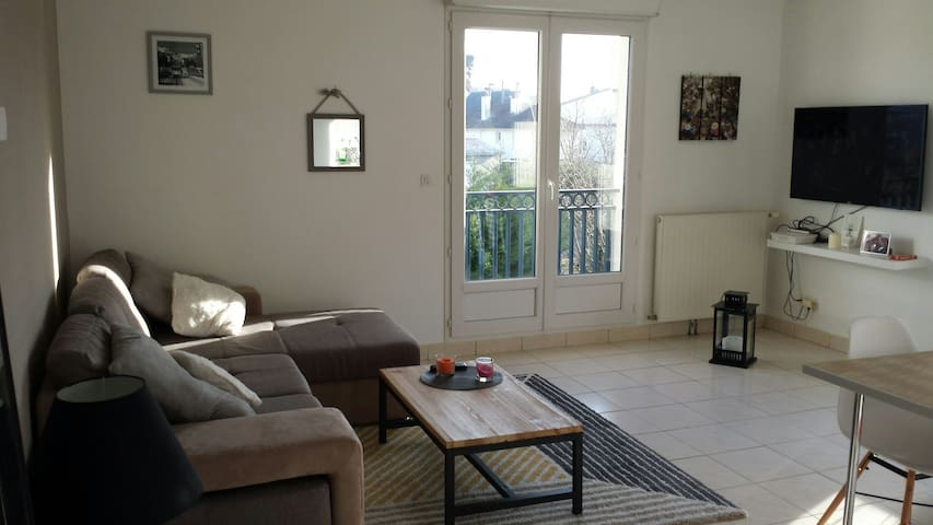 Appartement proche centre ville Orleans - Saint-Jean-le-Blanc - Apartment