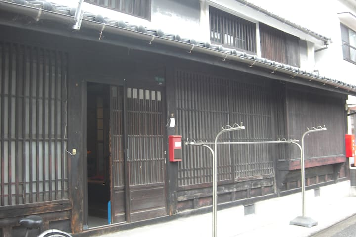 町家(Making a Machiya House) - Takehara-shi - Hus