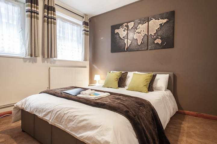 The Chocolate Room in Trendy Zone 2 - London - Apartmen