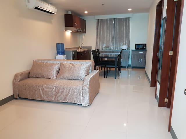 2- Room Furnished Condo (2) - Mandaue City - Dům