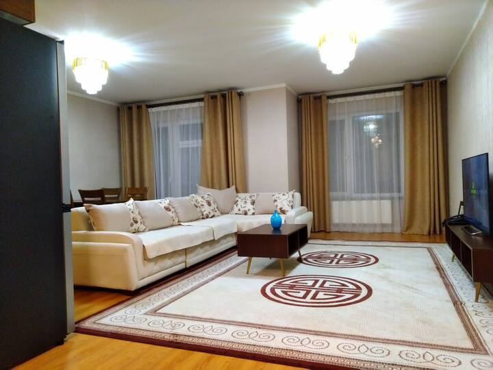 Fully furnished condo in fresh air zone of UB
