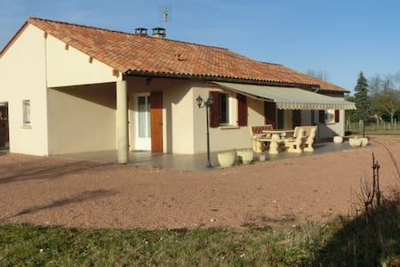 MAISON EN PERIGORD VERT, 6 PLACES - Saint-Pierre-de-Côle - Hus