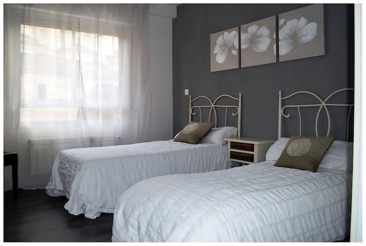 Precioso apartamento en pleno casco histórico. - Talavera de la Reina - Apartment