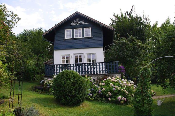 Sommerhaus im Probstgrund - Coburg - Huis