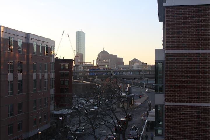 Spectacular Downtown View in South Boston - Boston - Appartement