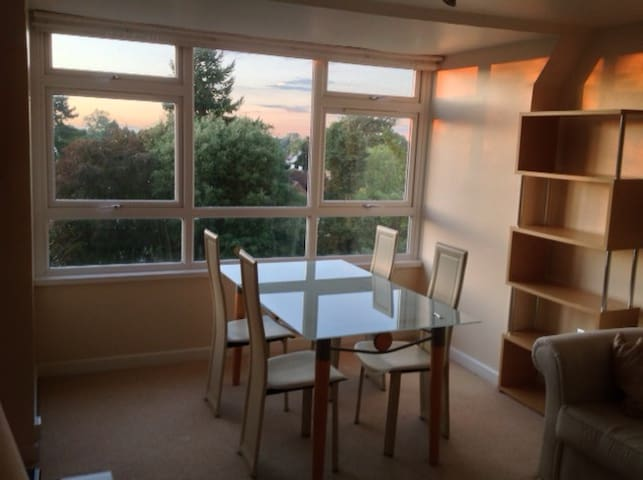 Entire flat in desirable Summertown.