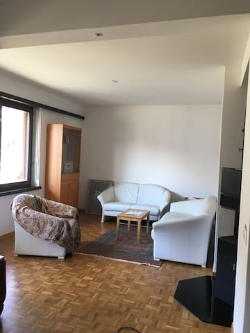 Spacious appartement with lots of light