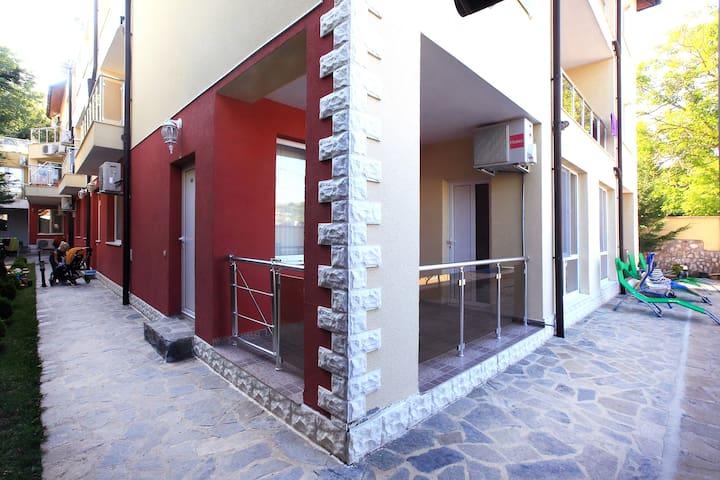"DuplexApartment ""Flamenco"" in SintriaCourt Premium"