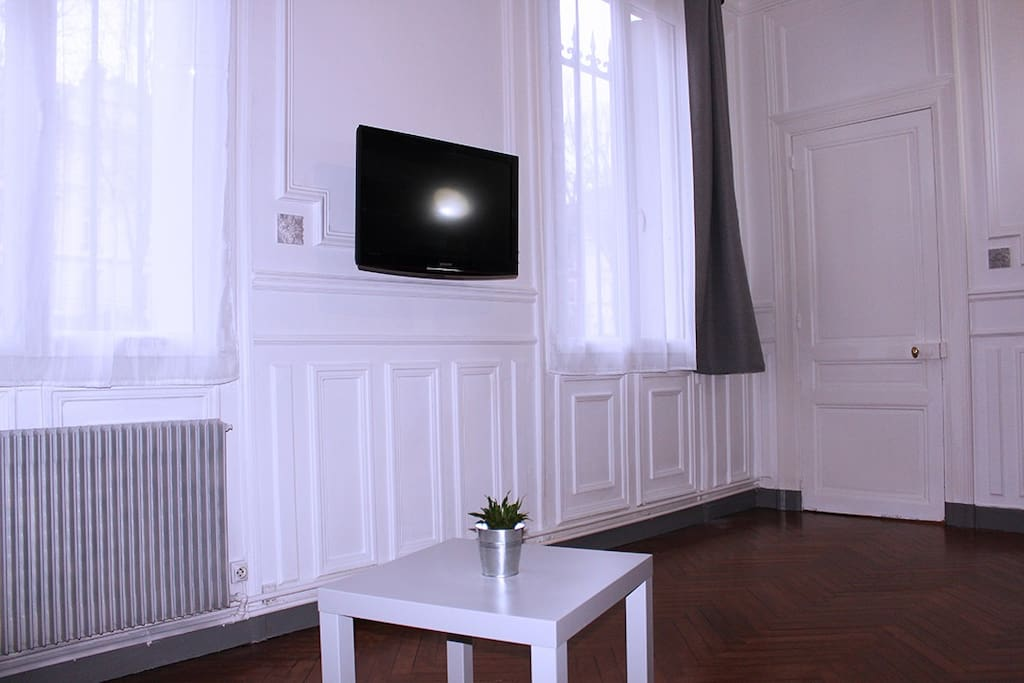 studio cosy de 37m2 100m gare appartements louer rouen normandie france. Black Bedroom Furniture Sets. Home Design Ideas