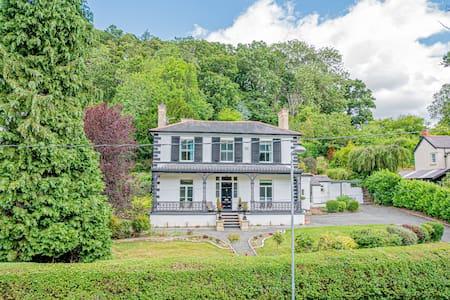 Elegant Grade2 listed Victorian Villa