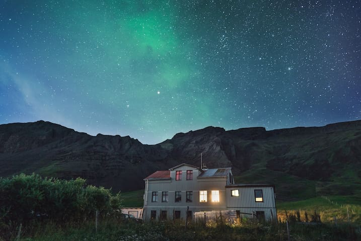 Guesthouse in North-West Iceland (Room 1)