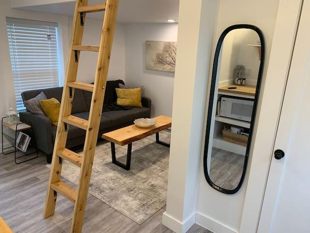"""The Petite Suite: A unique """"tiny house"""" experience"""