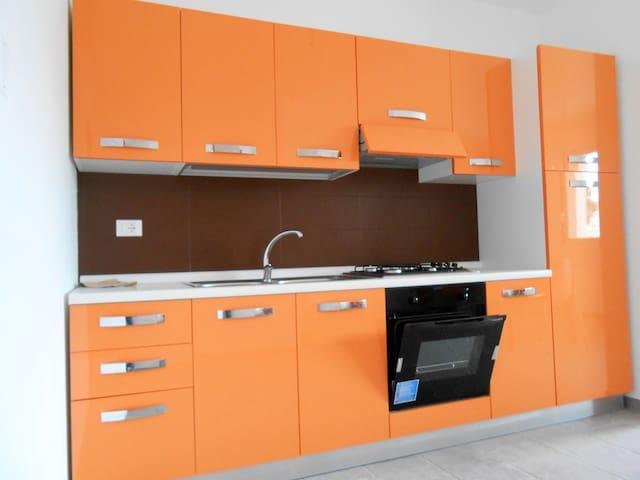 Villa Teorema Appartamento Cannella - Fondo Morte - Leilighet
