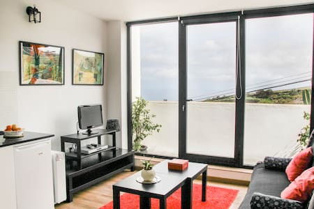 Modern and quite apartment with views to the sea. - El Sauzal - Apartment