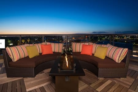 Luxury private room & private bath - Scottsdale - Appartement