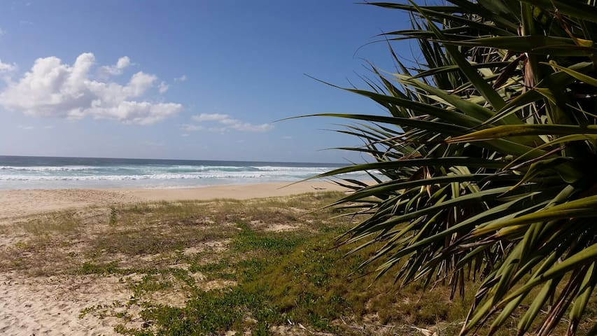 Private beachside  apartment - Pottsville - Daire