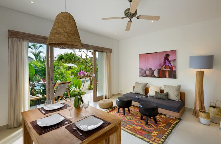 Beautiful affordable apartment close to the beach