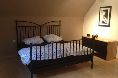 Freistehendes 2 Zimmer Apartment - Wermelskirchen - Hus