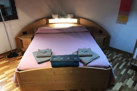 Cozy attic in the green of Cadore