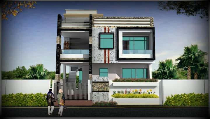 Fairview Manor 1 BHK in Vaishali Nagar prime area