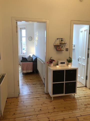 Bright and spacious double room in Glasgow South