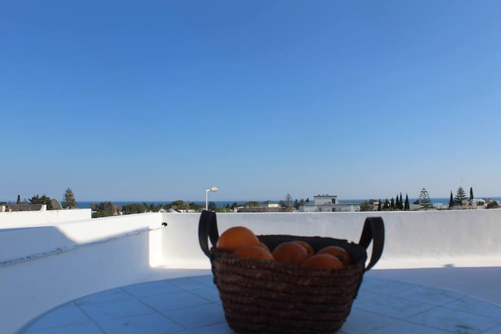Relax close to the beach in our beautiful house - Hammamet